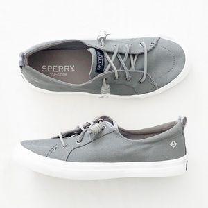 Sperry Crest Vibe Linen Sneaker